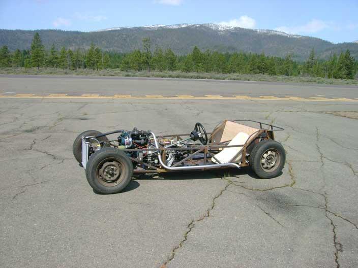 Chassissidepipe on Kubota Turbocharger